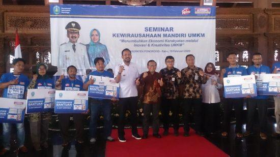 Seminar Umkm Ponorogo Gandeng Indomaret Untuk Promosi Dan Pemasaran Harian Bhirawa Online