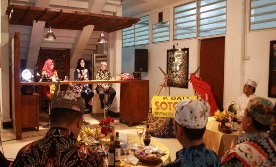 Bupati Tantri Dialog Bersama Pelaku UMKM Kabupaten Probolinggo