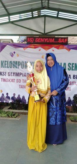 Siswa SDI Al-Abror Situbondo Borong Juara Olimpiade IPA dan Siswa Berprestasi
