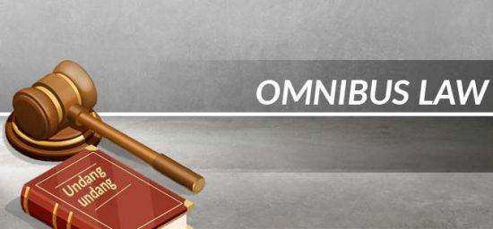 Omnibus Law Cipta Kerja atau Cilaka?