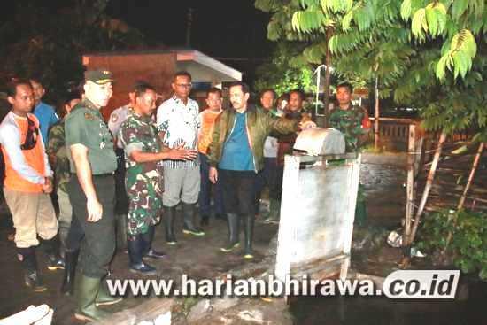 Banjir Tak Surut, Pemerintah Kabupaten Sidoarjo Tetapkan Tanggap Darurat