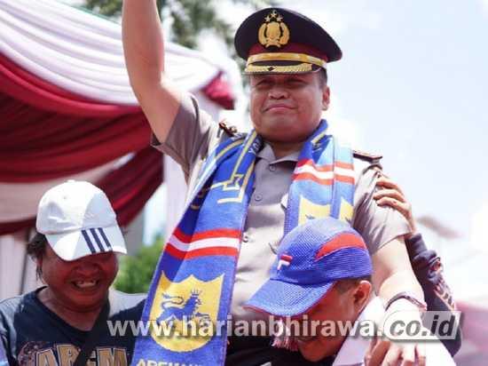 Hendri Umar Hadapi Pilbup Malang 2020, Perkuat Pengamanan