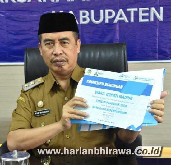 Wabup Hari Wuryanto: ASN Kabupaten Madiun Diharap Bantu 30 Persen SPO
