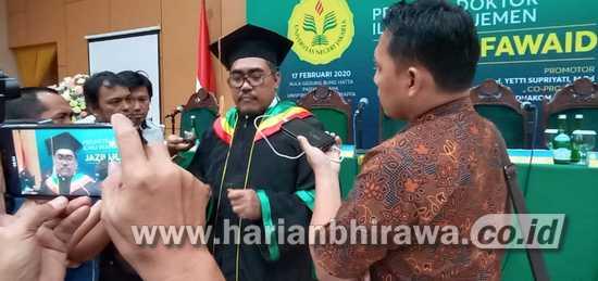 Wakil Rakyat Harus MemilikiKompetensi Khusus