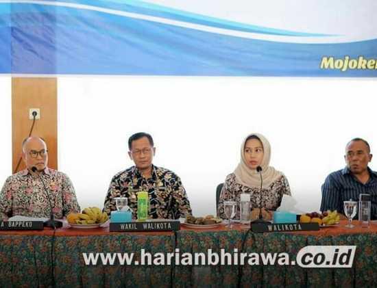 Wali Kota Mojokerto-Bappeko Kawal Musrenbang di Setiap Kecamatan