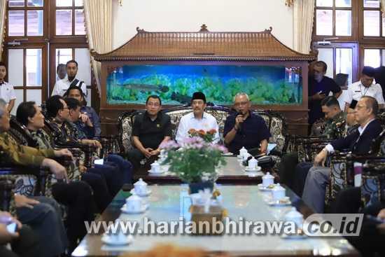 Ketua KPUD M Iskak: Pilkada Sidoarjo Tidak Ada Masalah
