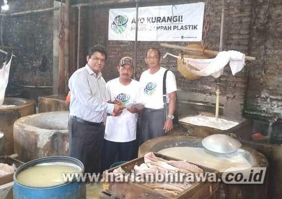 PT Suparma Perpanjang CSR IKM Pembuatan Tahu Sidoarjo