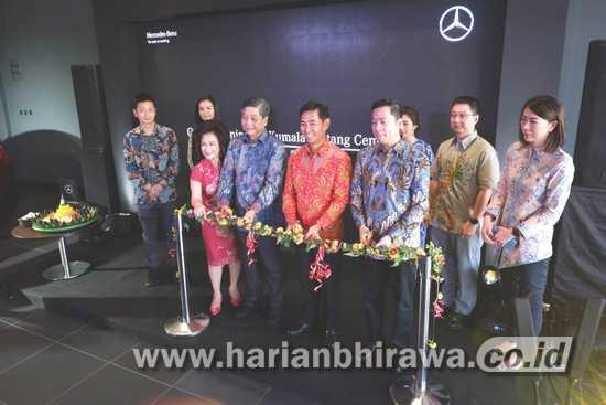 Mercedes Benz Gencar Ekspansi Buka Dealer Baru di Indonesia