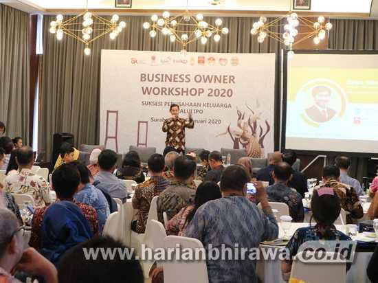 Pasar Modal Berkembang, SRO Tingkatkan Minat Go Public di Surabaya