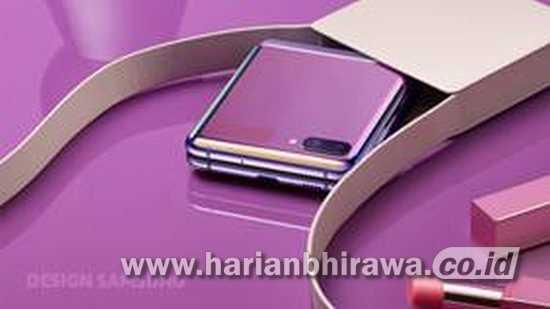 Samsung Kenalkan Ponsel Pintar Lipat Cerdas Galaxy Z Flip