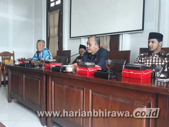 35 Anggota DPRD Kota Malang Diteror WA Mengaku Wartawan