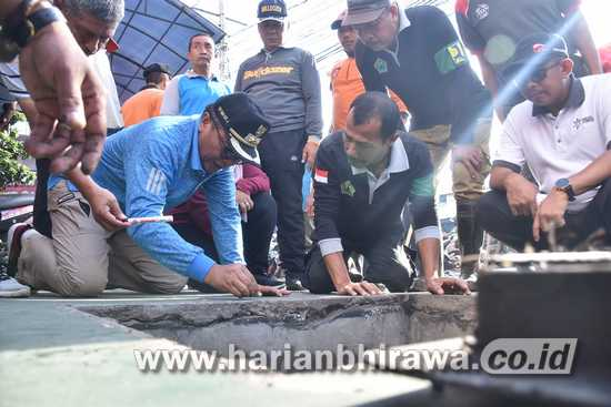 Wawali Sofyan Edi Pantau Terus Putaran GASS di Kota Malang