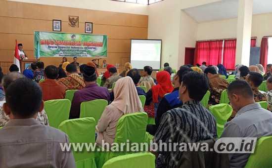 Wakil Wali Kota Malang Soroti Fenomena Munculnya Kerajaan Abal Abal