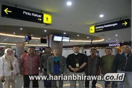 Disnaker Kabupaten Jombang Jemput Kepulangan TKI Bermasalah