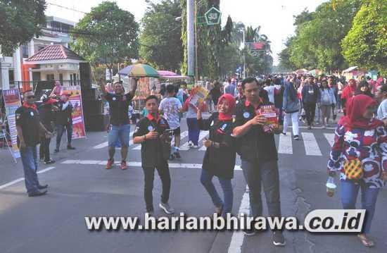 DPC GANN Kabupaten Jombang Ajak Warga Jauhi Narkoba