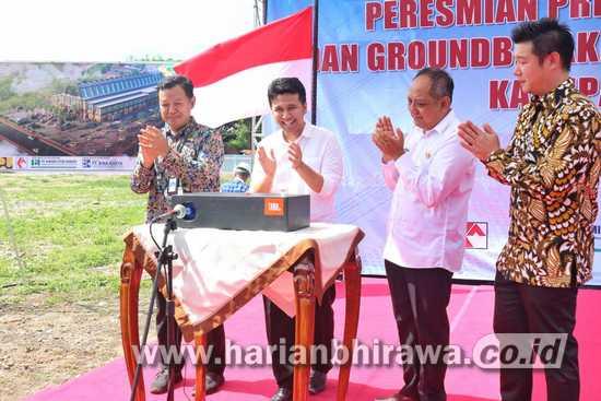 Wakil Gubernur Jawa Timur Resmikan Prigi 360 Beachfront Park