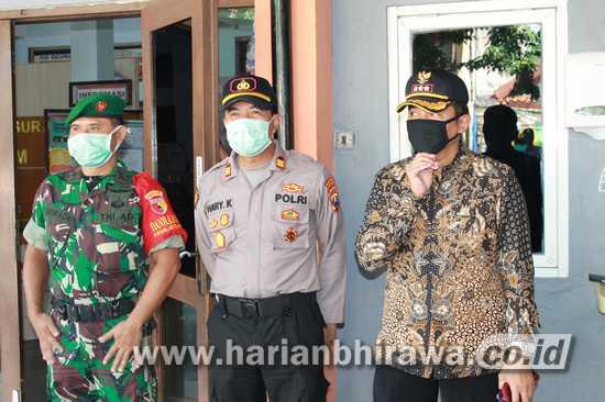 Apel Tiga Pilar Kecamatan Asemroro Surabaya
