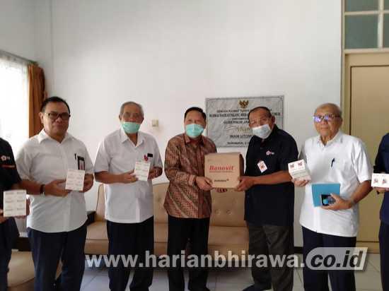 Ketua PMI Provinsi Jatim Imbau Pendonor Sukarela Tetap Donor Darah Rutin