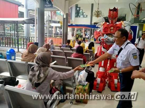 Cegah Virus Corona, KAI Daop 8 Surabaya Operasikan Rail Clinic