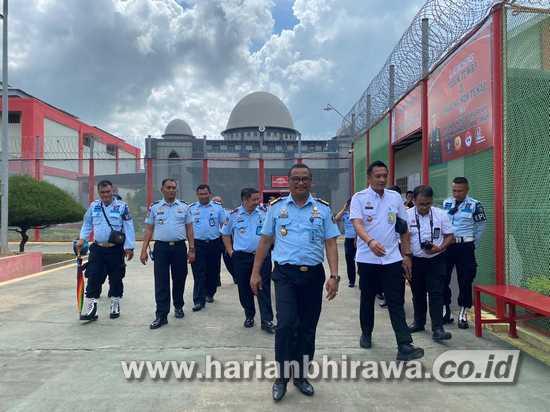 Pegawai Harus Bekerja Sesuai SOP, Kakanwil Kemenkumham: Cegah Covid-19