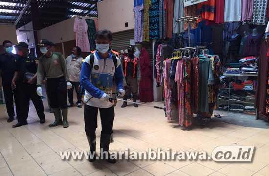 Pemkot Surabaya Maksimalkan Kebersihan Pasar Tradisional