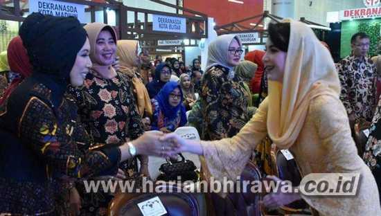 Dekranasda Provinsi Jawa Timur Dukung Produk Kerajinan