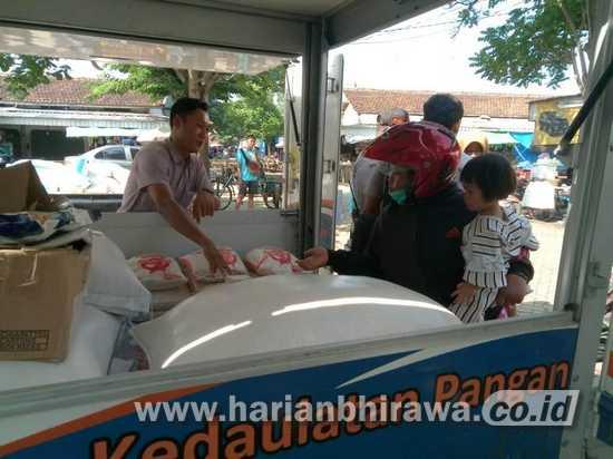 Bulog Cabang Tulungagung Mulai Operasi Pasar Gula Pasir