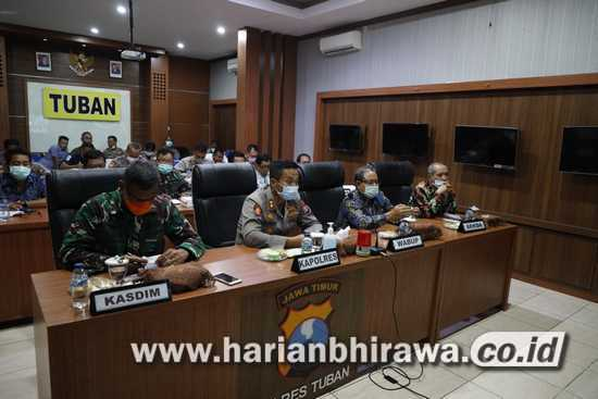 Cegah Covid-19, Pemkab Tuban Perketat Perbatasan Jateng – Jatim