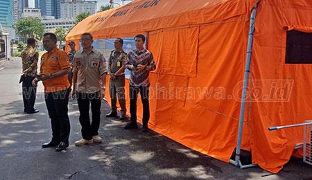 Tambah Lokasi Pemeriksaan Corona di Surabaya