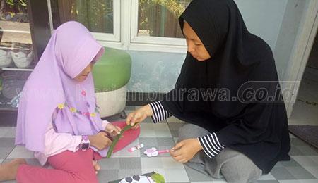 Siswa KB/TK IT Nurul Fikri Sidoarjo Sudah Kangen Sekolah