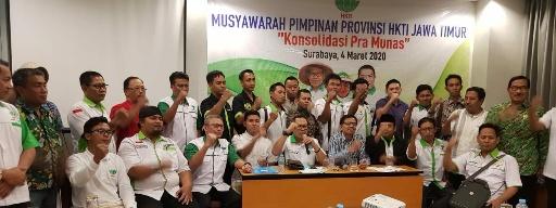 HKTI Jatim Bulat Dukung Moeldoko di Munas