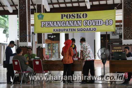 Pemerintah Kabupaten Sidoarjo Anggarkan Rp 30 M Cegah Covid-19