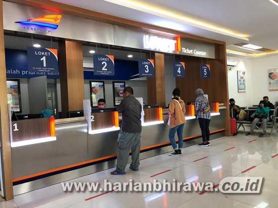 Antisipasi Covid-19, PT KAI Daop 8 Surabaya Batasi Daya Angkut Penumpang