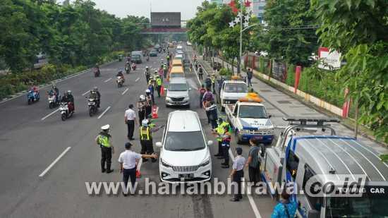 Pemerintah Kota Surabaya Dirikan 19 Posko di Wilayah Perbatasan