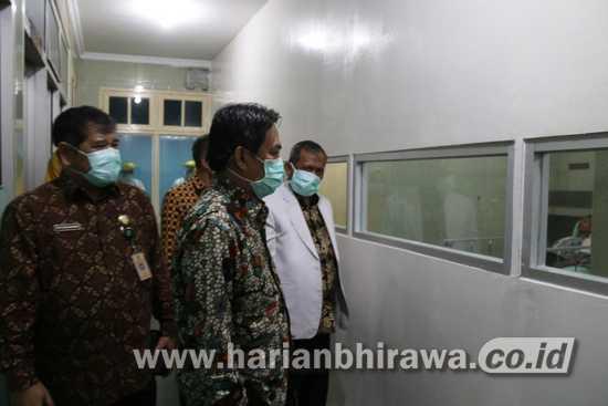 Rumah Sakit Rujukan Covid-19 di Sidoarjo Kekurangan APD