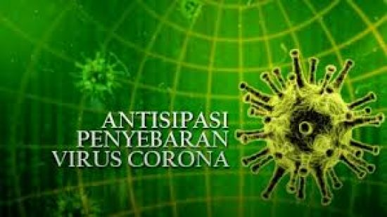 Tekan Penyebaran Meluasnya Virus Covid-19