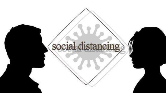 Saatnya Disiplin Social Distancing