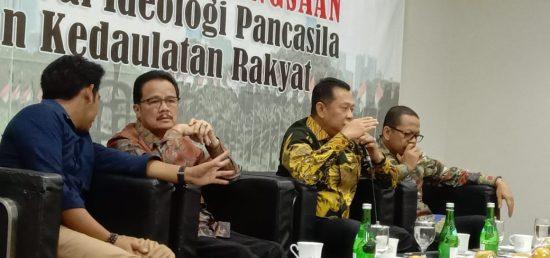 GBHN Berisi Peta JalanMenuju Indonesia Emas 2045