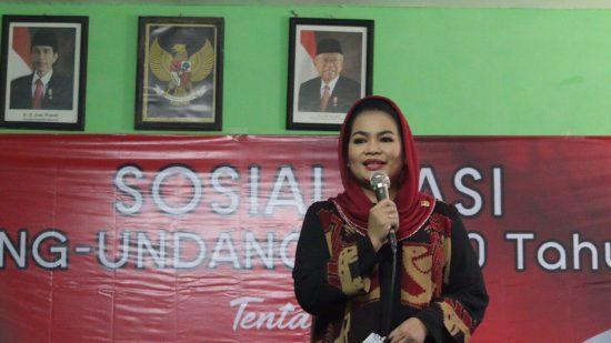 Puti Guntur Soekarno Bantah Miliki Jubir di Pilwali Surabaya