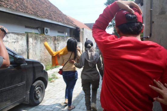Enam Pasangan Bukan Suami Istri Terjaring Razia Kost dan Hotel di Jombang