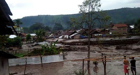 Belum Genap Dua Bulan, Dua Desa di Kecamatan Ijen Bondowoso Diterjang Banjir