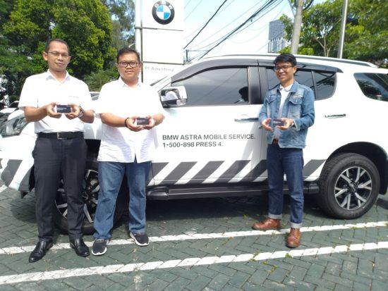 Manjakan Customer, BMW Astra Mobile Service Siapkan Mobil Gendong Gratis Kendaraan Mogok