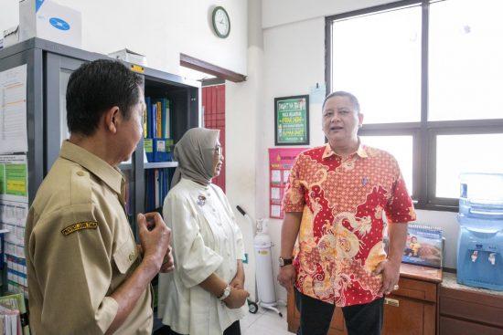 Wakil Wali Kota Surabaya Dorong Alokasikan Pos Dana Tak Terduga Perangi Covid-19