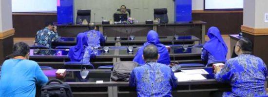 Antisipasi Penyebaran Covid-19, Pemkot Madiun Alihkan Anggaran DBHCHT Rp1,3 Miliar