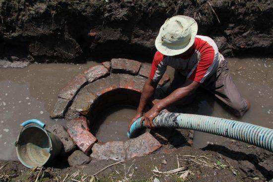 Temuan Arkeologis Mojokrapak Jombang Diperkirakan Sumur Kuno Era Majapahit