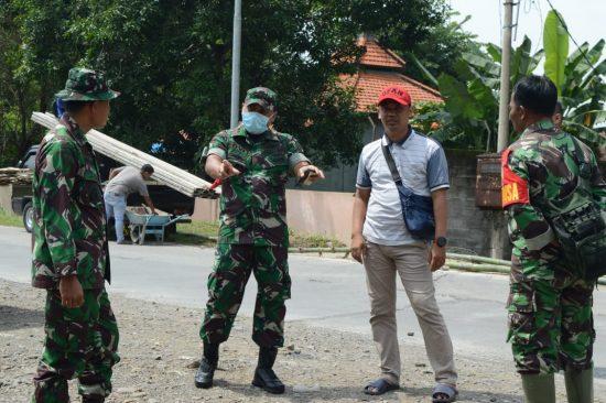 Kodim 0815/Mojokerto Pastikan Kehadiran TMMD Ke-107 Berdampak Positif