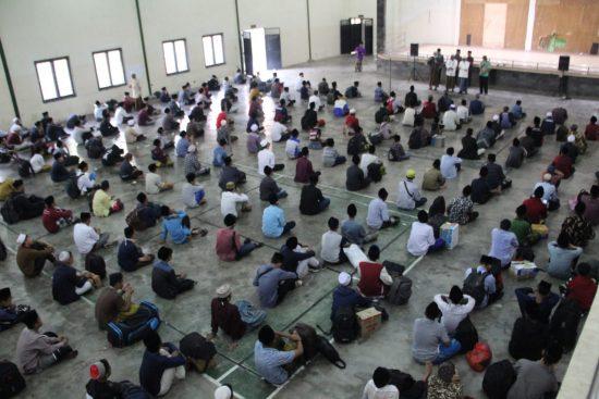 Pemulangan Puluhan Ribu Santri, Bupati Jombang Kontak Pimpinan Daerah Tujuan