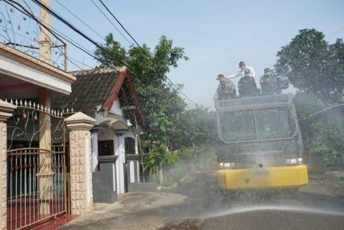Cegah Penyebaran Covid-19, Pemkab Malang Berlakukan Physical Distancing