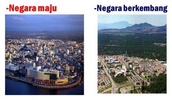 Indonesia Negara Maju