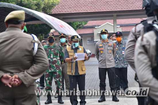 Bupati Fadeli: Pysichal Distancing Jadi Kunci Sukses Lawan Covid-19